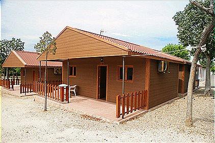 Bungalows, Cabaña de  Madera, BN50233