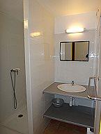 Appartement Résidence L'oustal des Mers 3 kamerappartement Gruissan Thumbnail 10