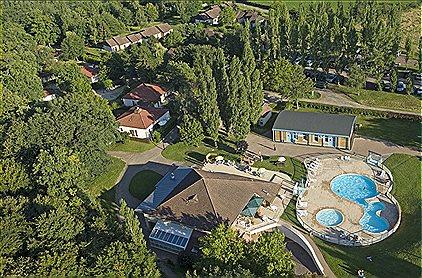 Vakantieparken, Semur en Auxois 3p 6p La ..., BN55152