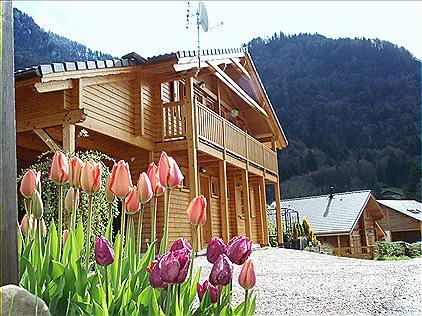 Villas, Chalet Le Passe-Temps, BN58432