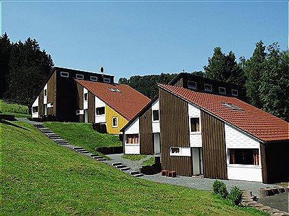 Parcs de vacances, Typ Fuchsbau, BN62591