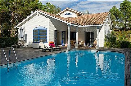 Madame Vacances Villas Club Royal Aquitaine 5p 8/10p