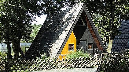 Holiday parks, Nurdach (65m², max. 5 Personen), BN70838