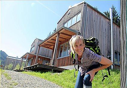 Hütte Präbichl