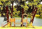 Ferienwohnung 10 persoons Bungalow Trio 17 Lagow Miniaturansicht 20