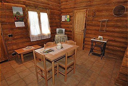 Parcs de vacances, Chalet 6 Agriturismo, BN900409