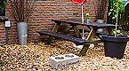 Parque de vacaciones Type 4 Plus nr. 141 Sauna Uelsen Miniatura 22