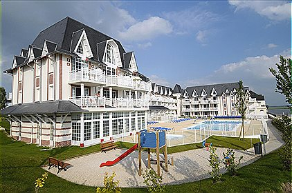 Residence de la plage D 3/4p 7 Standard