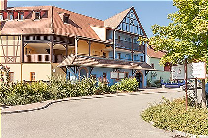 Le Clos d'Eguisheim 2p 4/5p STD