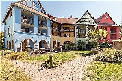 Le Clos d'Eguisheim 2/3p 6/7p.