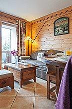 Appartement Les Fermes de Méribel 3p 5/6p. Superior Meribel Village Thumbnail 27
