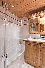 Appartement Les Fermes de Méribel 3p 5/6p. Superior Meribel Village Thumbnail 37