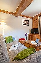 Apartment Les Fermes du Soleil 3p 6 Classic Les Carroz d Araches Thumbnail 4