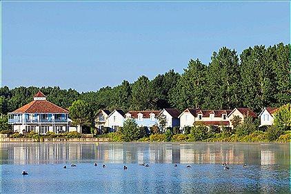 Le Hameau du Lac 2p 4/5p