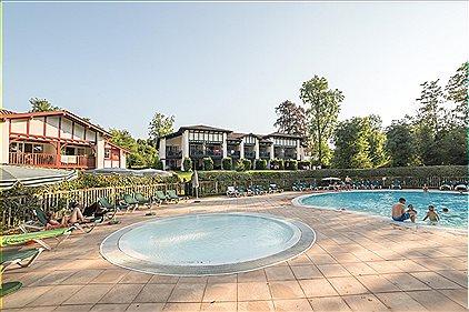 Vakantieparken, Le Parc d'Arradoy S5p, BN904017