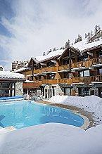 Vakantiepark Les Chalets de Solaise S2/3p Val d Isere Thumbnail 41