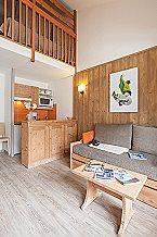 Vakantiepark Les Chalets de Solaise S2/3p Val d Isere Thumbnail 11