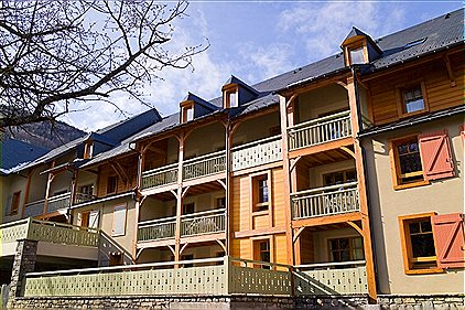 Appartements,  St. Lary Soulan 3p8p, BN949984