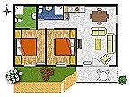 Appartement Apartment- 4+1 (3) ZALAKAROS Miniaturansicht 11