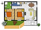 Appartement Apartment- 4+1 (3) ZALAKAROS Thumbnail 11