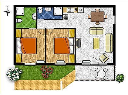 Appartementen, Apartment- 4+1 (3), BN980533