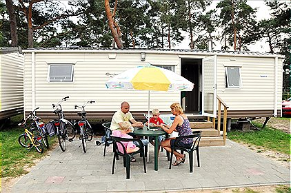 BM Kattenbos Mobile home 6p
