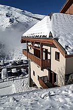 Appartement Valmeinier 2/3p5/6 L'Ecrin des Neiges Valmeinier Miniaturansicht 49