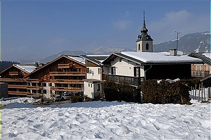 Odalys Notre Dame de Bellecombe 2p4 Le Village