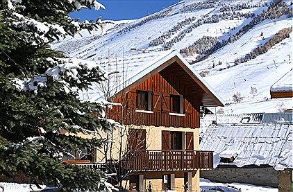 Chalet Alpina 16p