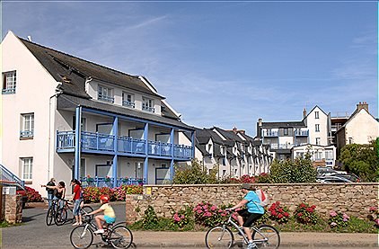 Odalys Trégastel 2p4 Sea View Les Bains