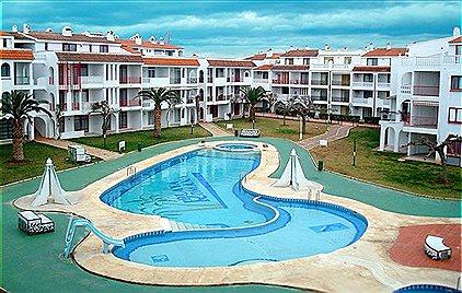 Playa Romana 2p C 4/6 GV