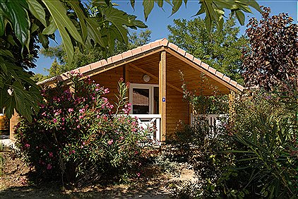 Odalys Carnoux en Provence Chalet 3p 5/6 Shangri-La