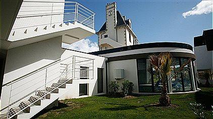 Résidence Domaine des Roches Jaune 4p8p