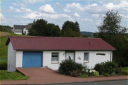 Ferienhaus Schwalm am Gänserasen