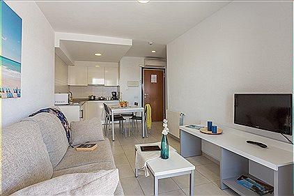 Appartementen, Benidorm Levante 3p 6p, BN990235