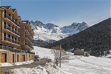 Andorra Bordes d'Envalira 3p 6p
